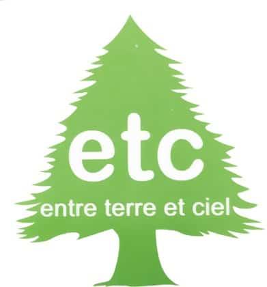 Logo ENTRE TERRE ET CIEL – M DAMIEN MICHEL