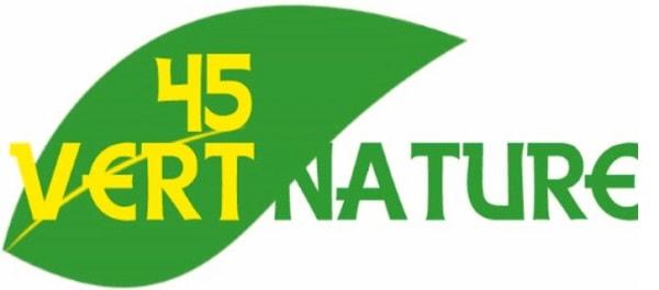 Logo 45 VERT NATURE