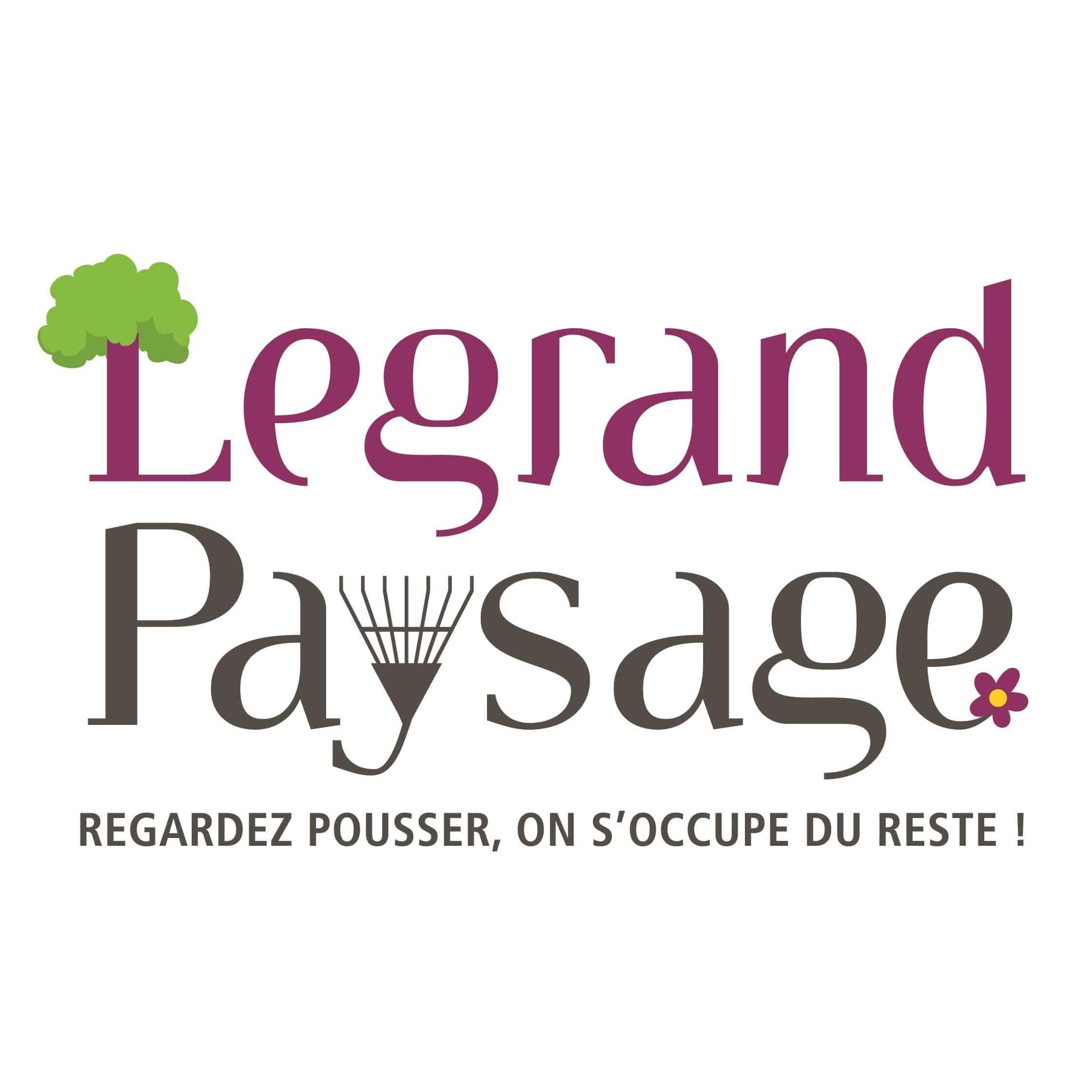 Logo LEGRAND PAYSAGE