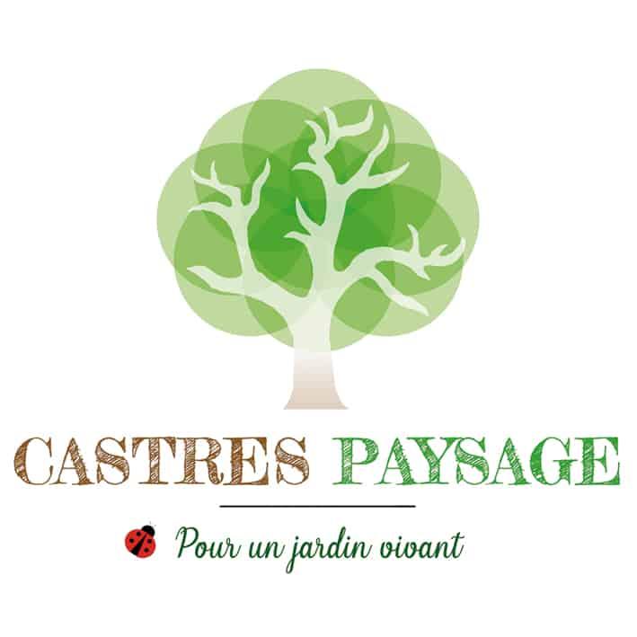 Logo CASTRES PAYSAGE SARL
