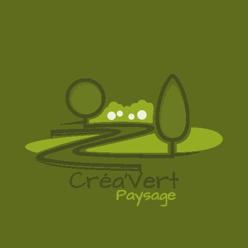 Logo CREA'VERT PAYSAGE
