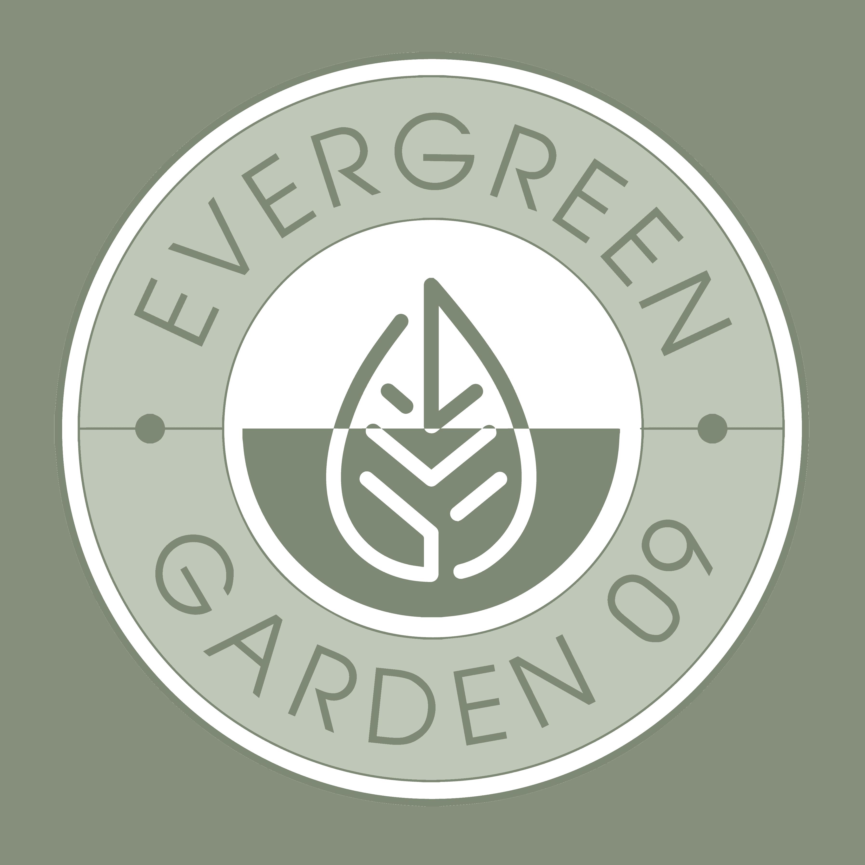 Logo EVERGREEN GARDEN 09