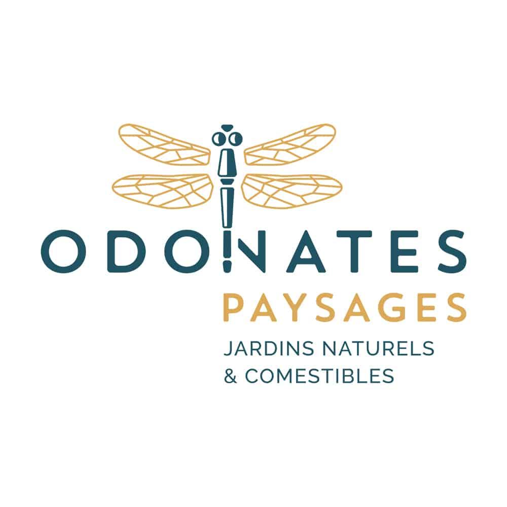 Logo ODONATES PAYSAGES