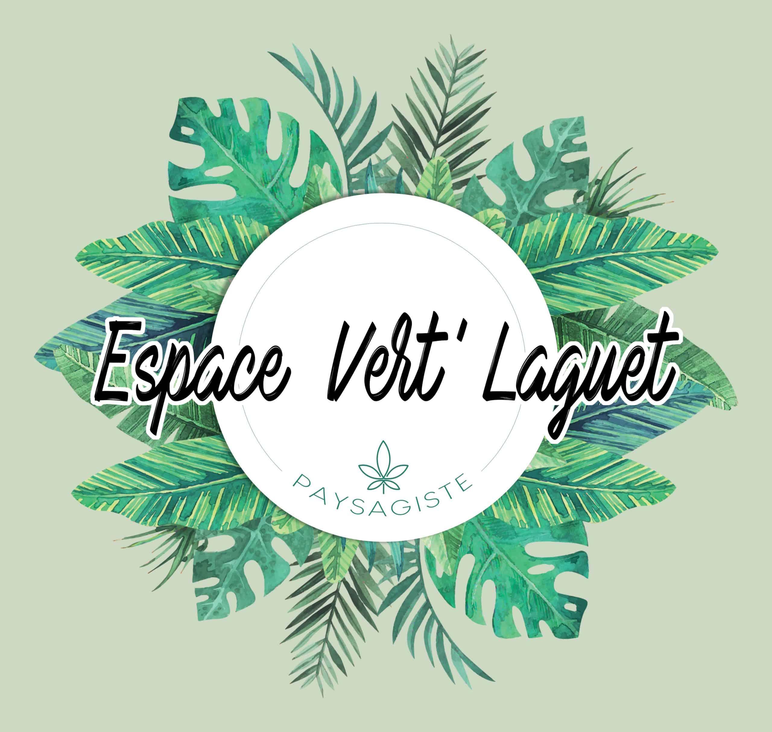 Logo ESPACE VERT'LAGUET