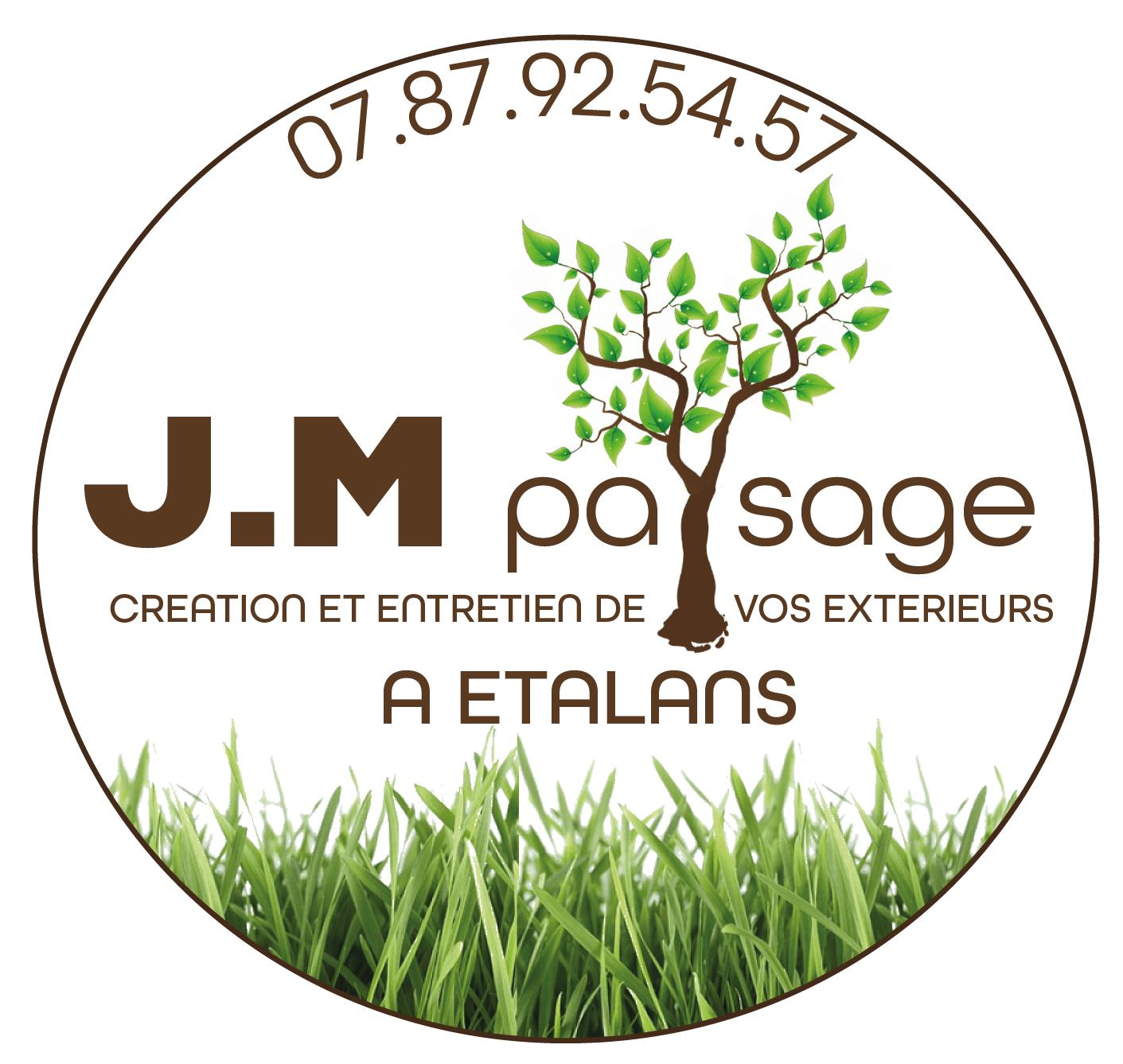 Logo JM PAYSAGE