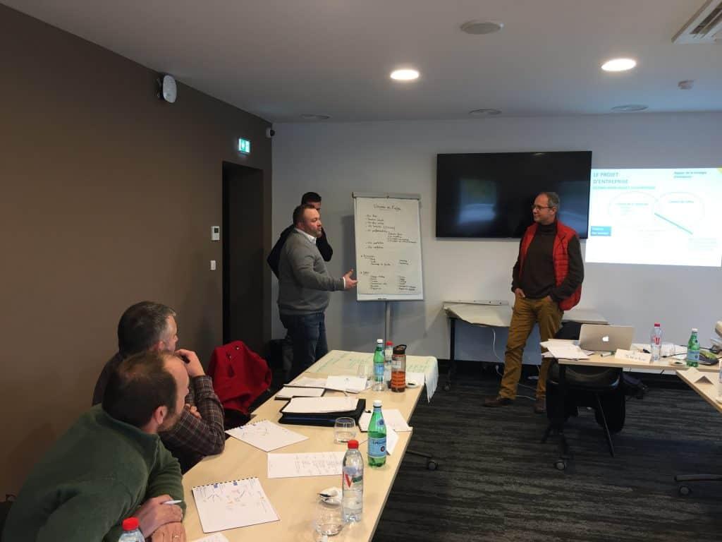 Formation management