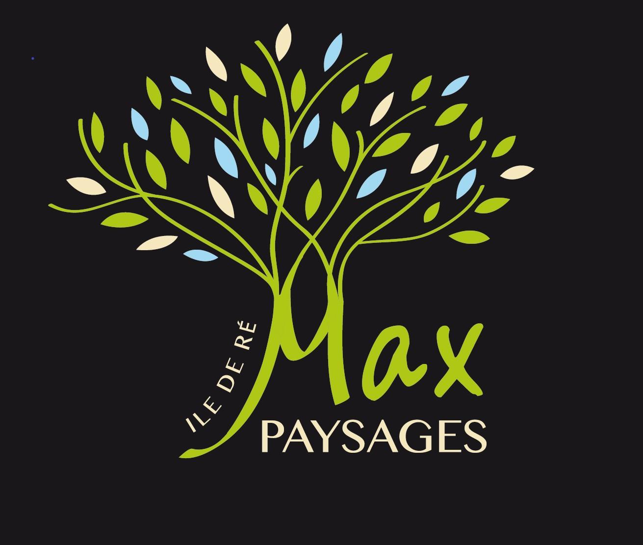 Logo MAX PAYSAGES