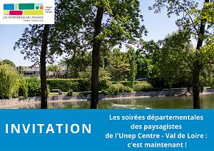 Lancement des soirées départementales de l'Unep Centre - Val de Loire